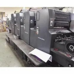 Hedleberg Mov 19x26 Offset Press Machine