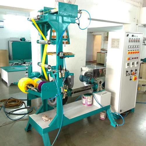 Plastic Lab Model Machine