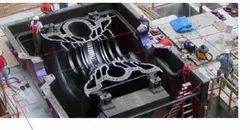 Gas & Steam Turbine Laser Shaft Alignment Service