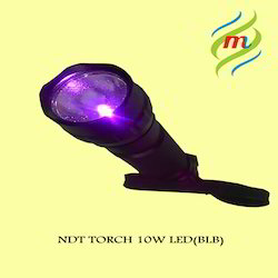 NDT Torch 10W LED