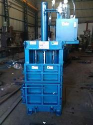 Plastic Film Baling Machine