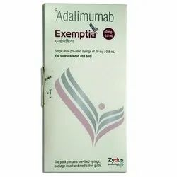 Exemptia 40mg Adalimumab Injection