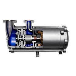 AMMONIA LIQUID PUMP (HERMETIC) SERIES HRP