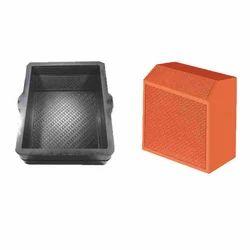 Kerb Stone-1 Paver Blocks Rubber Mould