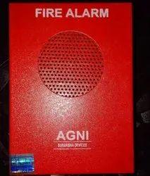 Agni Alarm Hooter (MS Body)