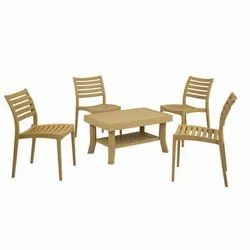 Vegas Plastic Dining Chairs