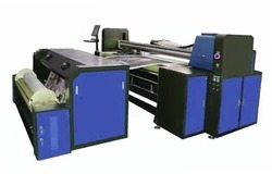 Location Printing Machine For Embroidery Fabrics