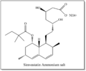 Simvastatin Impurities API Intermediate