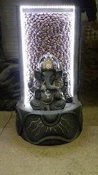 Fiber Ganesha Fountain