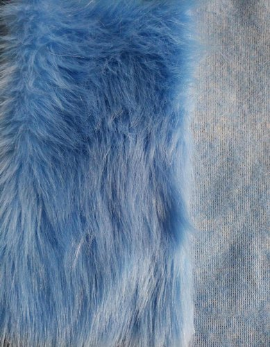 Polyester Soft Toys Fur Fabric