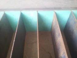 Cellular Lightweight Concrete Molds
