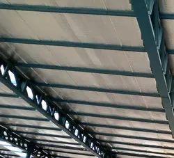 Insulation Under Deck