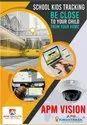 CCTV camera for school buses