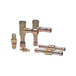 Auxiliary Container Valves