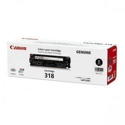 Canon 318 Toner Cartridges