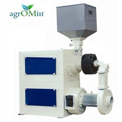 AgrOMill TS25 Rice Polisher, Capacity: 10-20 ton/day