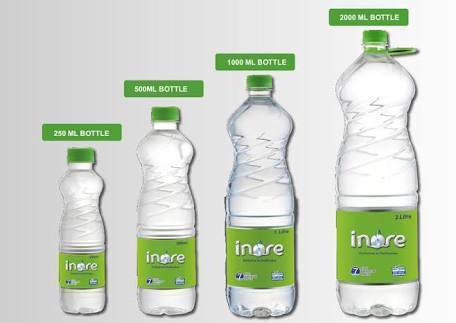 Inore 2 Litre Packaged Drinking Water