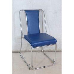 Blue Banquet Chair