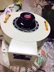 2-28 Amp Single Phase Variable Auto Transformer Box Type 0-350VAC