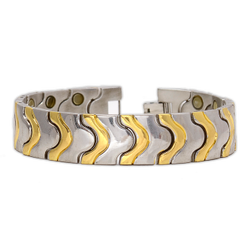 SSGJ Blood Pressure Control Magnetic Bracelet Shree Shyam Gems And Jewellery