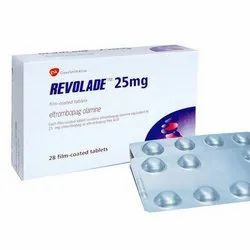 Revolade Tablet, Packaging Size: 4x7 Tablets