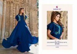 Western Arihant Kurti Gown