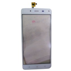 White Vivo Y55 Touch Screen Folder, Screen Size: 5.2 Inch