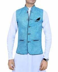 Men Cotton Blend b Meyar Modi Jacket For Party And Regular Wearing, Size: 34 36 38 40 42 44