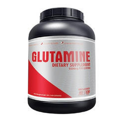 Glutamine Dietary Supplement, 300 Gm, Packaging Type: Plastic Container