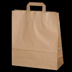 Brown Plain Paper Bag