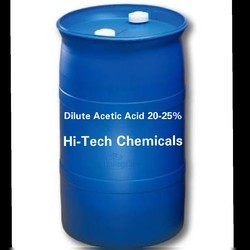 Dilute Acetic Acid 20-25%