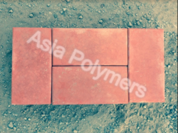 Brick Paver Red Mould