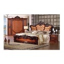 Wood Bedroom Set, Warranty: 2 Year