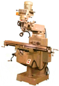 Precicut Cast Iron M1tr Milling Machine, Model Name/number: 3es, 4s