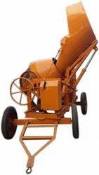 JSC023 Mild Steel Hydraulic Concrete Mixer