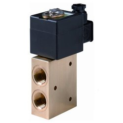 High Flow Solenoid Valve
