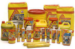 Waterproofing Chemicals - Solution for Construction