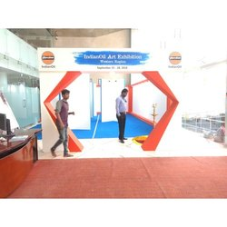 Event Organizer Tradeshow Booth Fabrication, India