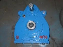 Asphalt Plants Gear Box