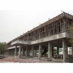 Concrete Frame Structures Commercial Projects School Building Construction