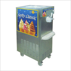 Twin Flavor Softy Machine With Pump