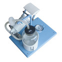 Pedal Or Foot Suction Machine ( Manual)