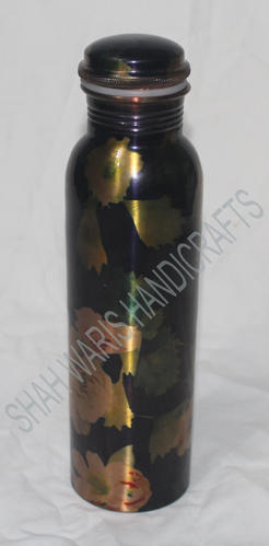 Joint Free Copper Bottle