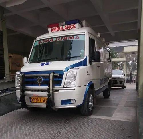 AC Mortuary Van Rental Service in Rohini, Delhi | ID