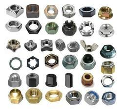 Scaffolding Hexagonal Nut
