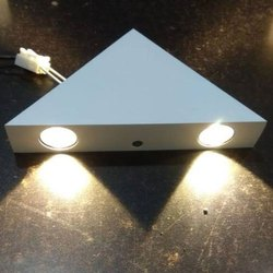 MFZ PVC and Die Cast Aluminium 6W LED Wall Light