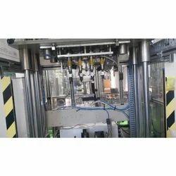 JK Automation Fully Automatic Brass Bush Inserting Machine, 440 V, Hydraulic