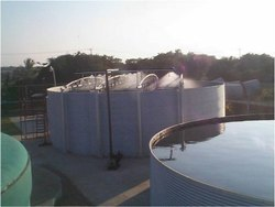 Zinc Aluminium Water Tank