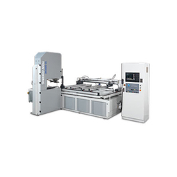YC-020 CNC Band Saw Machine