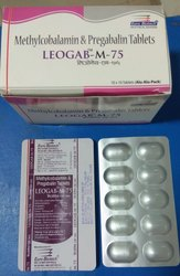 Mecobalamin & Pregabalin Combination Tablets